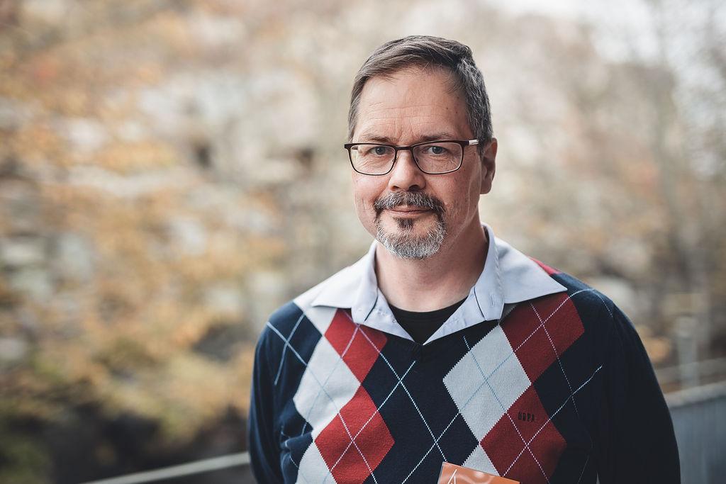 Porträttbild konsult Henrik Mårtensson