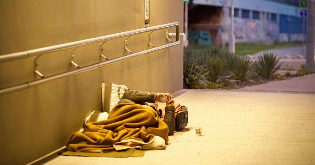 Volontärarbeta med hemlösa