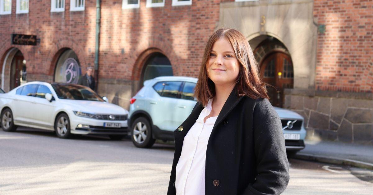 Sofia Åckander rekryterare på Castra Väst