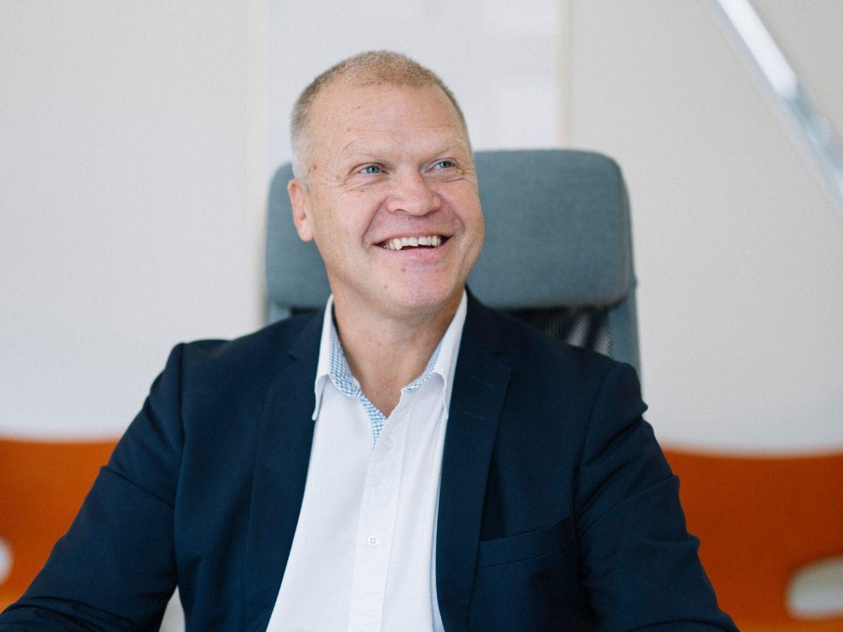 Intervju med Castras grundare Mikael Hammarin