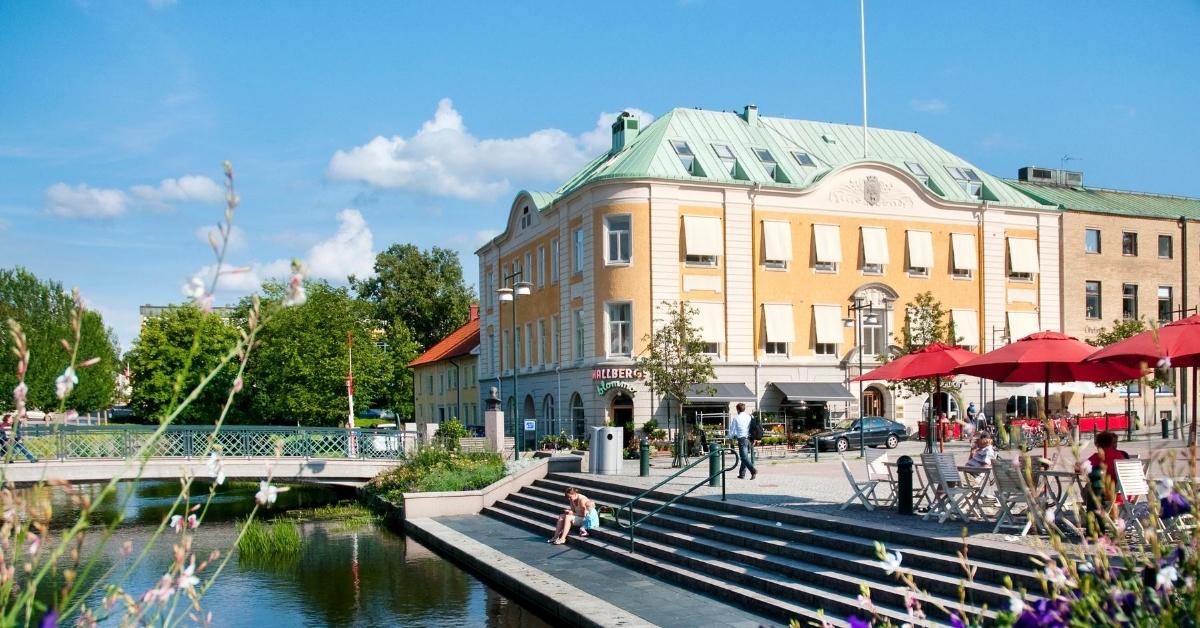 Alingsås kommun och Castra sluter ramavtal