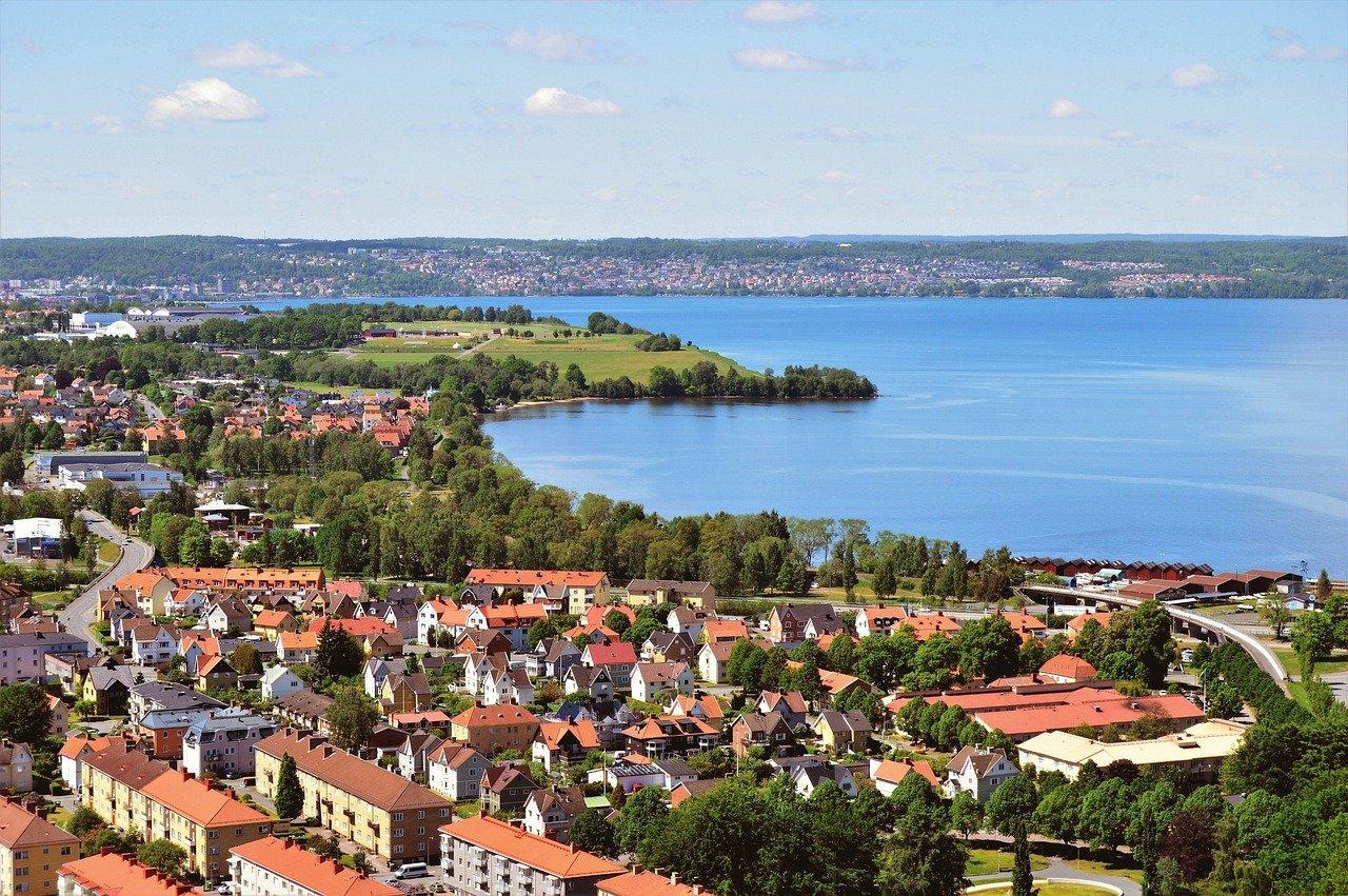 Jönköping utsiktsbild