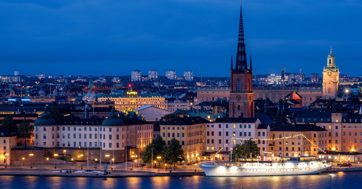 Vybild Stockholm