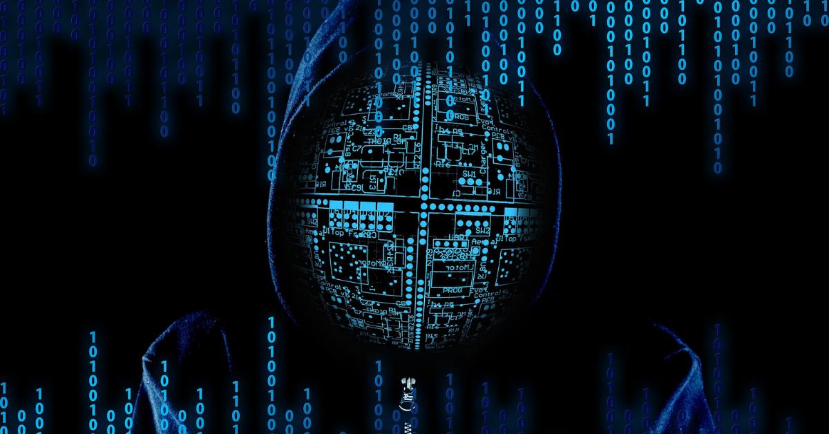 Bild föreställande cyberattack