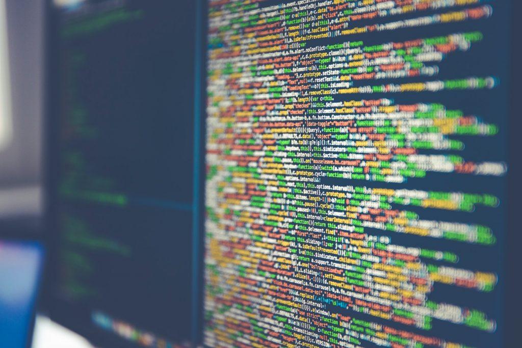 Bild på datakod